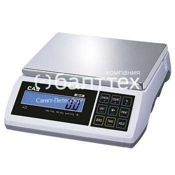 Информация о проведении поверки весов